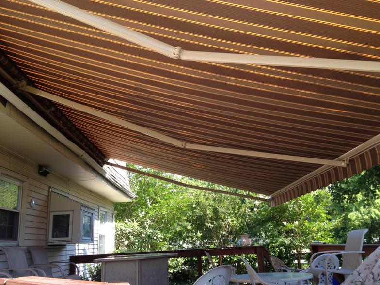 Retractable Awning, Hampton, Va