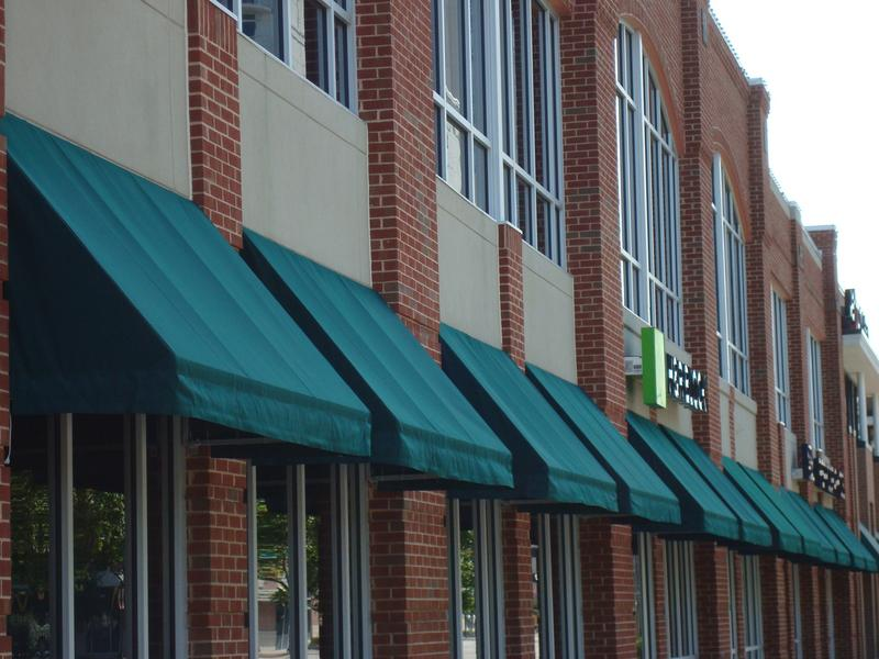 Store Front Awnings Va Beach