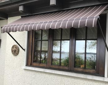 Retractable Maxi Awning