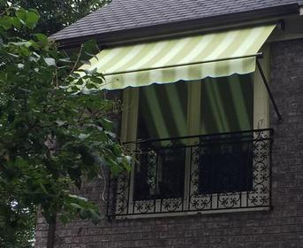 Roof Mount Retractable Awnings, Chesapeake, Va