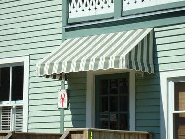 Awnings by virginia canvas virginia canvas products - Canvas canopy ...