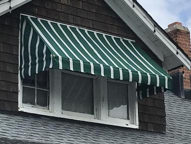 Store front awnings Farmville